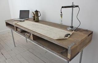 Steigerhouten Tafel Maken : Steigerhouten tafel maken de doe het zelf tekening