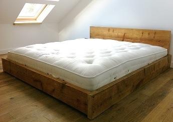 Nieuw Een Steigerhouten Bed Maken Doe Je Zo! AY-52